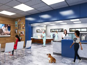 Clickable Coverage - Veterinary Office