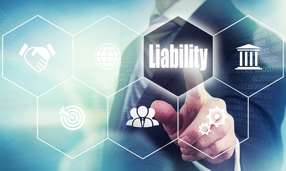 Blog - Liabilty Insurance with Business Man