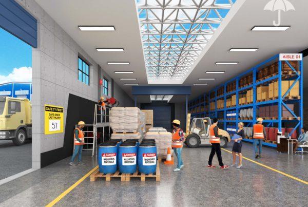 Clickable Coverage - Warehousing and Logistics